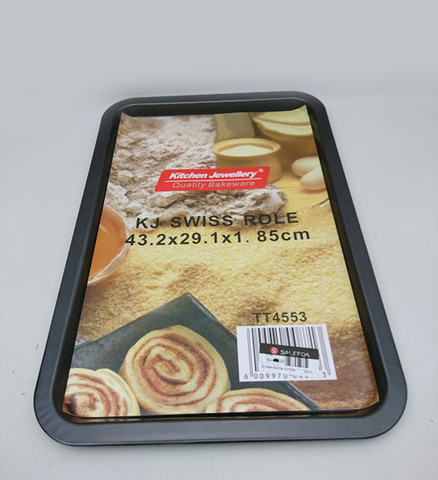 KJ Swiss Roll Tray (L) TT2454