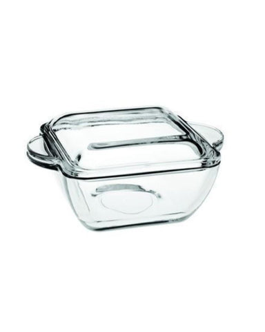 95283 Borcam Tempered Casserole 2pcs