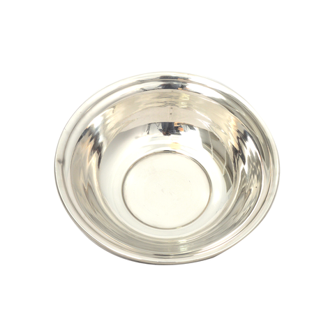 Bowl Basin Steel 18G Heavy 14""