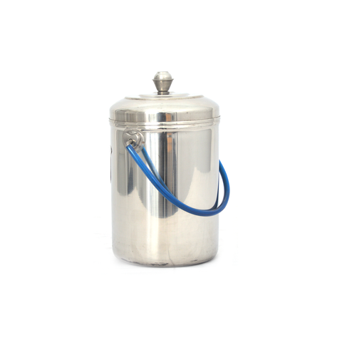 Milk Can Deluxe Heavy # 1 Stainless Steel