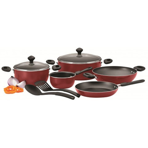 21569 Prestige Cooking Set 9pcs Value