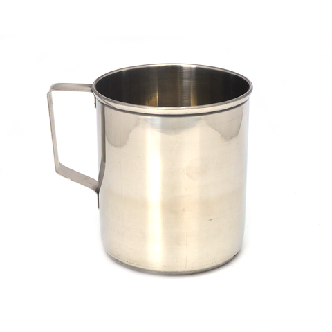 Mug Steel Stylish No. 3