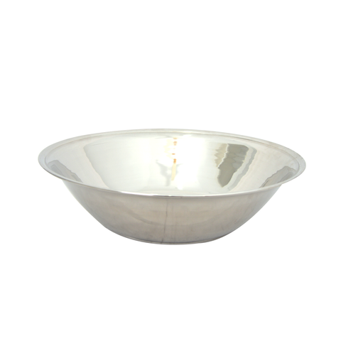 Bowl Basin Steel 18G Heavy 18""