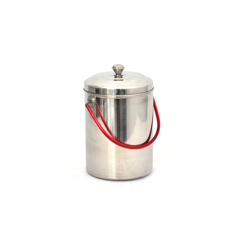 Can Milk Steel 20G Jar No. 4