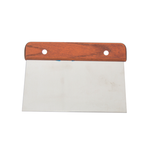 BAKING SCRAPPER WOODEN