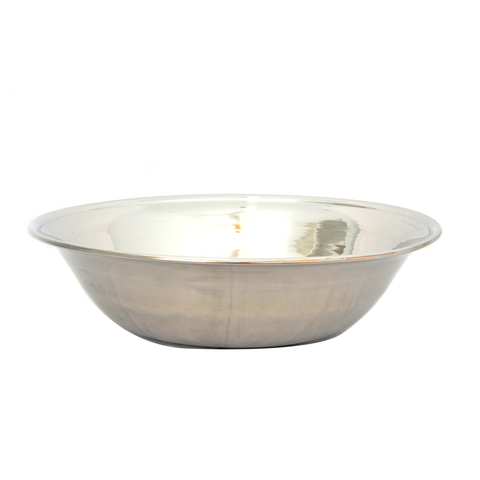Bowl Basin Steel 18G Heavy 20""