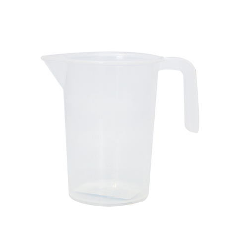 MEASURING CUP 250ML TRANSPARENT