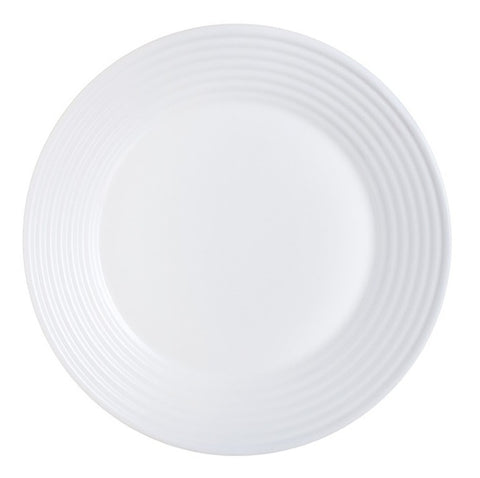 N5806 Soup Plate White Harena