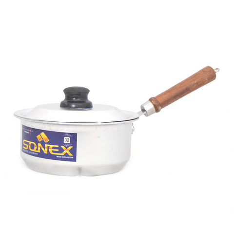 SAUCE PAN 16.5 CM METAL FINISH # 1 SONEX