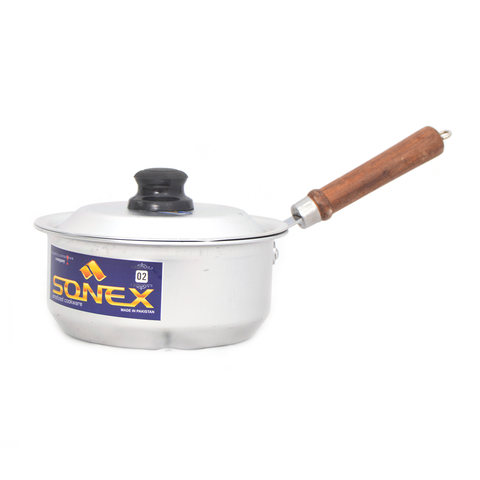 SAUCE PAN 18.5CM METAL FINISH #2 SONEX