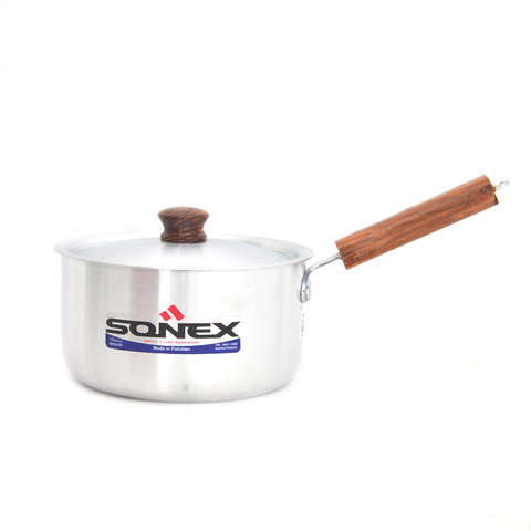 Sauce pan w/cover w/H No.1