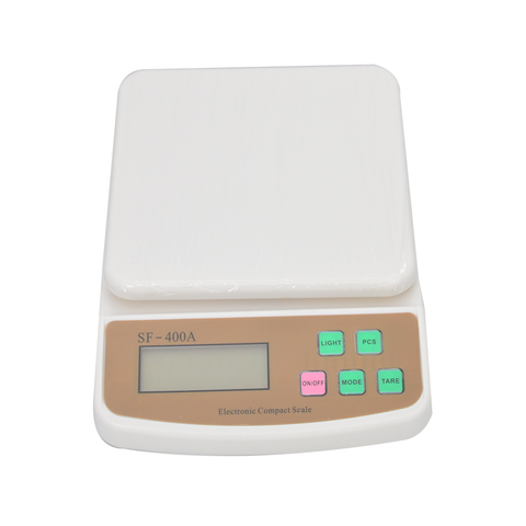 SCA-301 KITCHEN SCALE DIGITAL SQ