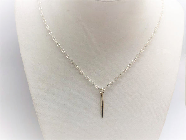 Gold, Silver or Rose Gold Layering Necklaces - Emmis Jewelry,
