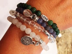 Custom Birthstone Bracelet - Emmis Jewelry,