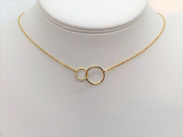 Forever linked necklace