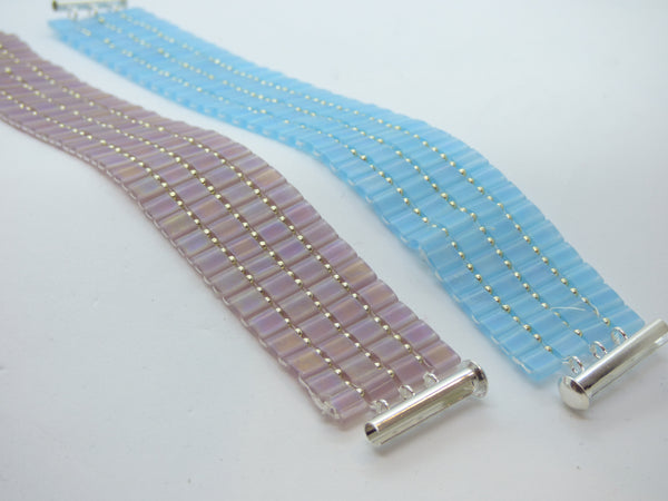 Flat Path Handsewn Bracelet - Emmis Jewelry, Bracelet, [product_color]