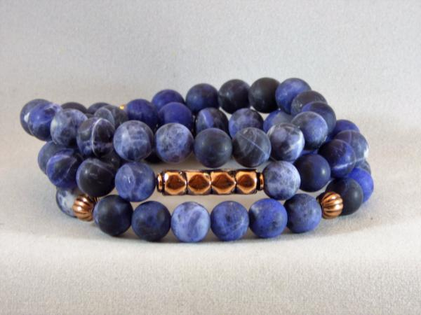 Sodalite Single Bracelets - Emmis Jewelry, Bracelet, [product_color]