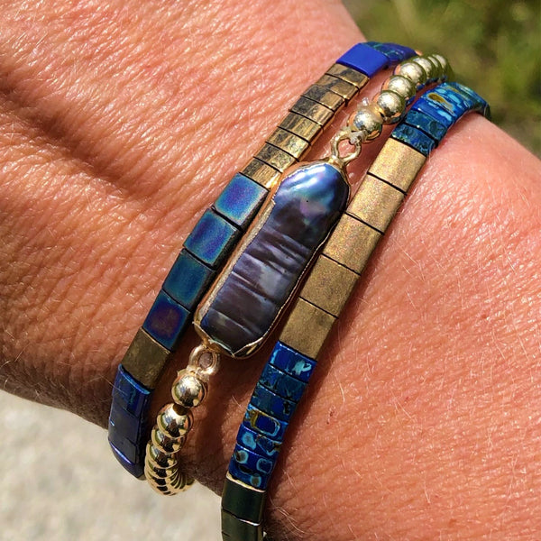 Tila Stretch Bracelets - Emmis Jewelry, Bracelet, [product_color]
