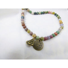 Green Jasper Wrap - Emmis Jewelry - 2