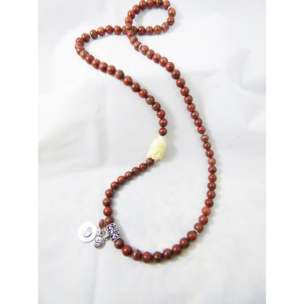 Red Jasper Wrap - Emmis Jewelry - 2