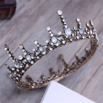 Toptrend-Crown Bridal party Jewelry-Stunning look