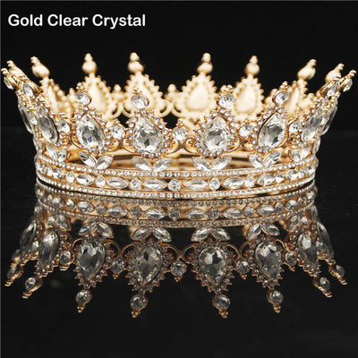 TopTrend-Bridal Crown Diadem|Royal Top Trend