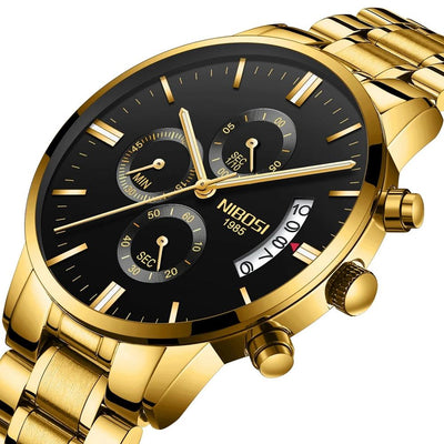 Sport Mens Luxury Waterproof