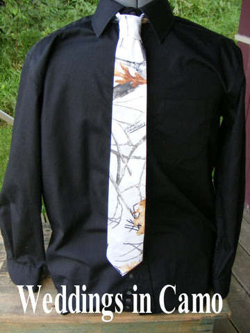 CAMO Tie +Regular CAMO MENS tie All COLORS Custom Made