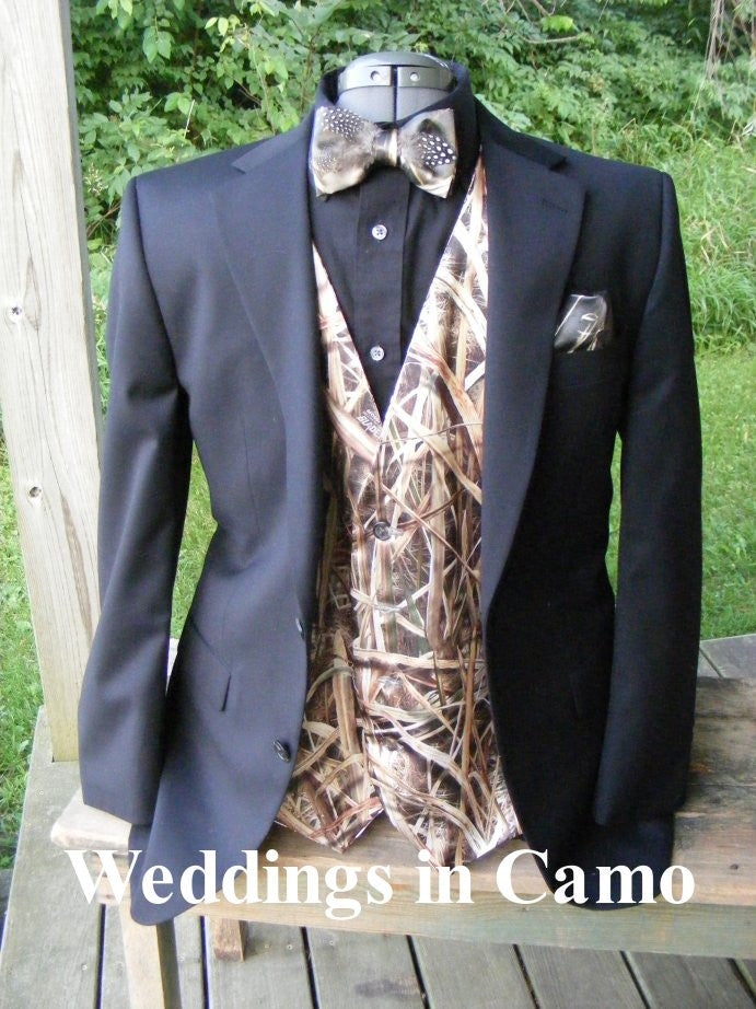 Weddings in Camo-Exclusively Made in the USA-Bridal Attire