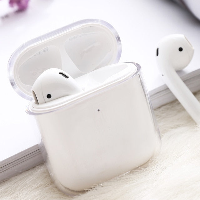 Clear Gloss Airpod Case