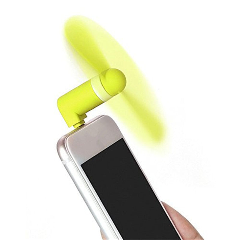 Portable Phone Fan