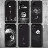 New Space Astronaut Phone Cases For iPhone