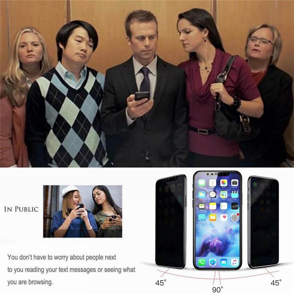 Privacy And Anti-spy Screen Protector