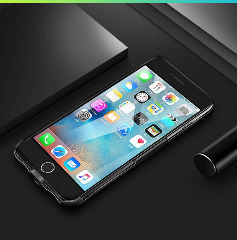 Power Charging Case For iPhone 6 6s 7 X XS XR 11 Pro