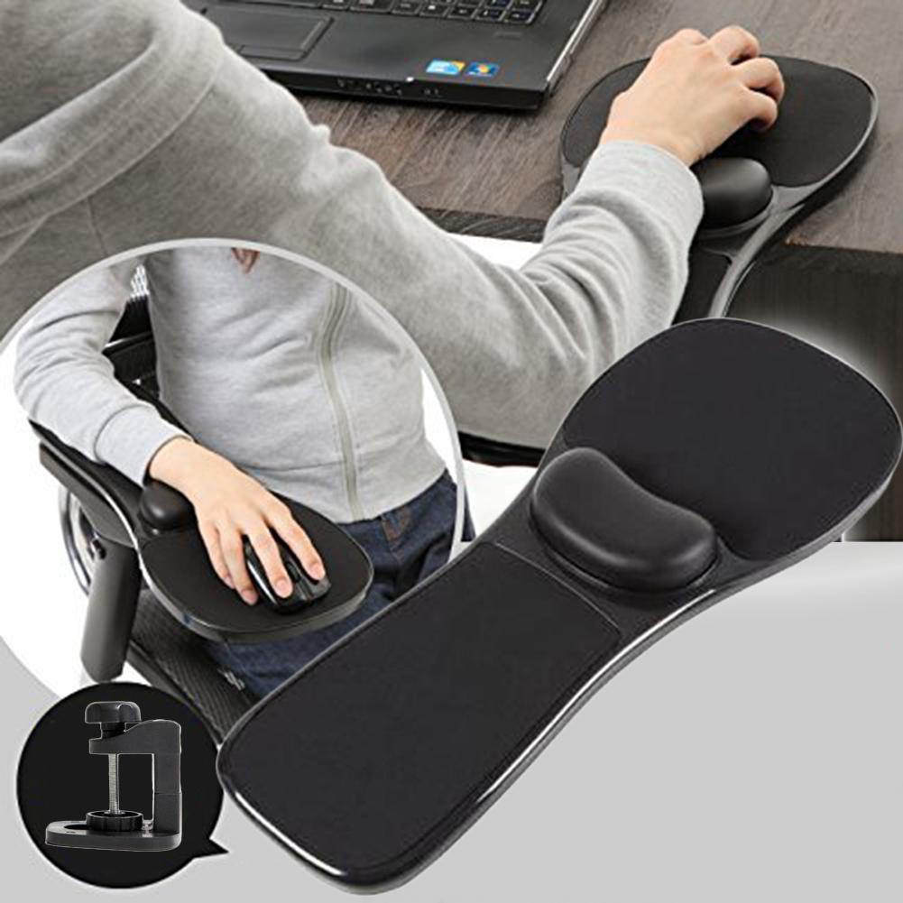 Computer Mouse Armrest Support for Chair/Desk