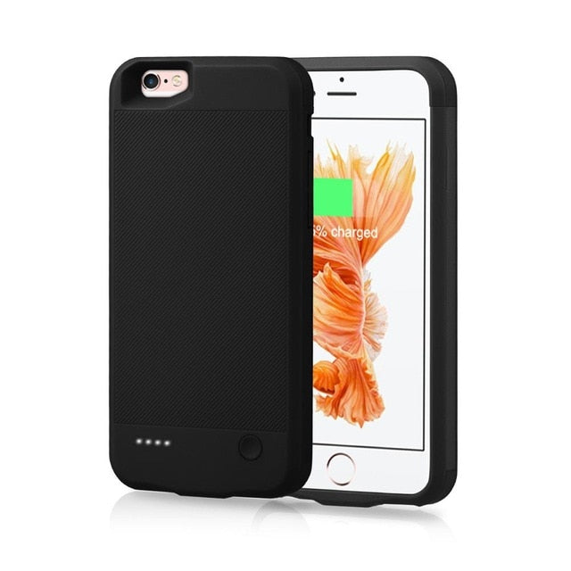 iPhone Charging Case For iPhone 6 6S 7 8