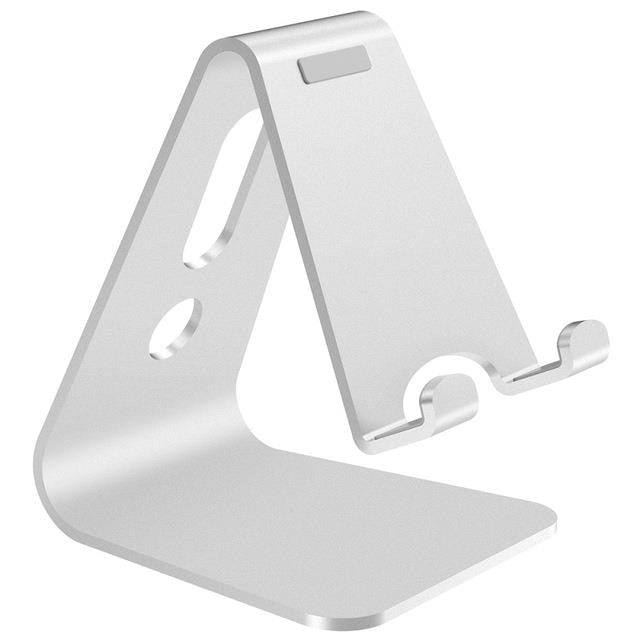 Universal Aluminum Stand Holder For Mobile Phones & Tablets