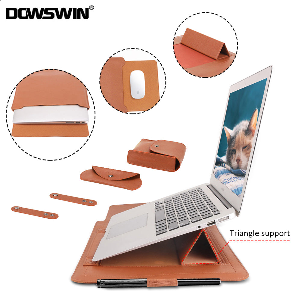 Premium Leather Case For MacBook Air
