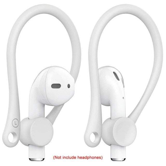 AirPods Ear Hook Prevents Falling Out of Ear