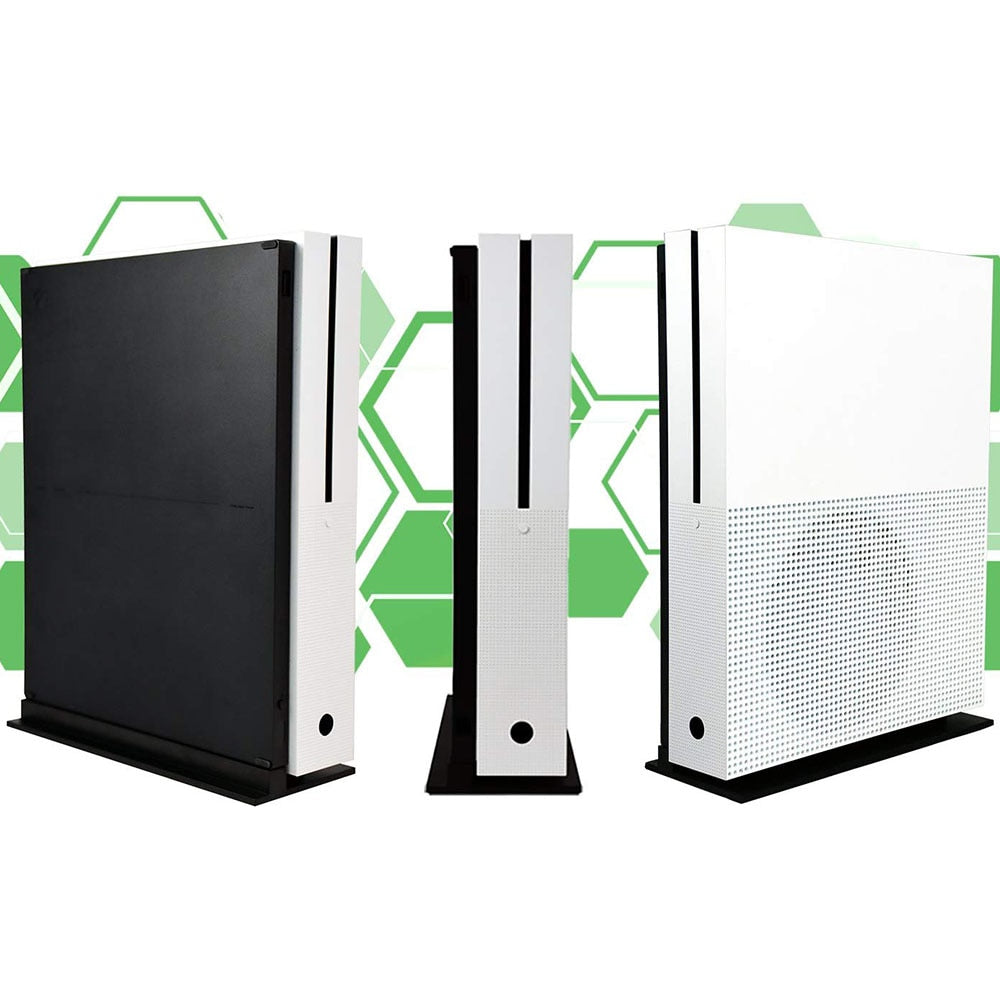 Vertical Stand for Xbox One With Built-in Cooling Vents and Non-slip Base