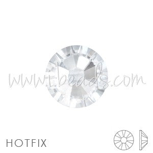 Strass Swarovski 2078 hot fix flat back crystal ss16-4mm (60) - LaMercerieDesCopines