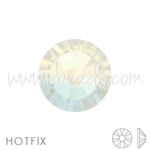 Strass Swarovski 2078 hot fix white opal SS20-4.7mm (60) - LaMercerieDesCopines