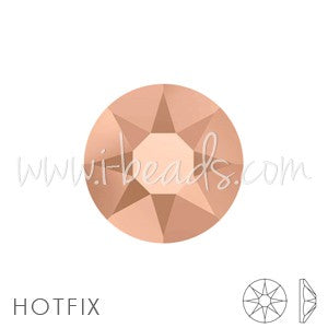 Strass Swarovski 2078 hot fix crystal rose gold SS20-4.7mm (60) - LaMercerieDesCopines