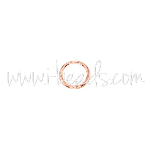 Creez Anneaux ouverts rose gold filled 3mm (10)
