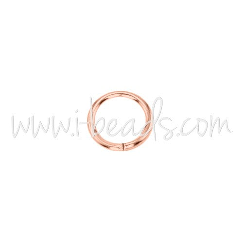 Achat Anneaux ouverts rose gold filled 4mm (10)