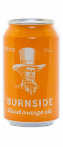 Medicine Hat Brewery Burnside Blood Orange Ale