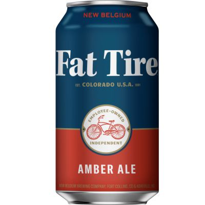 Fat Tire Amber Ale New Belgium