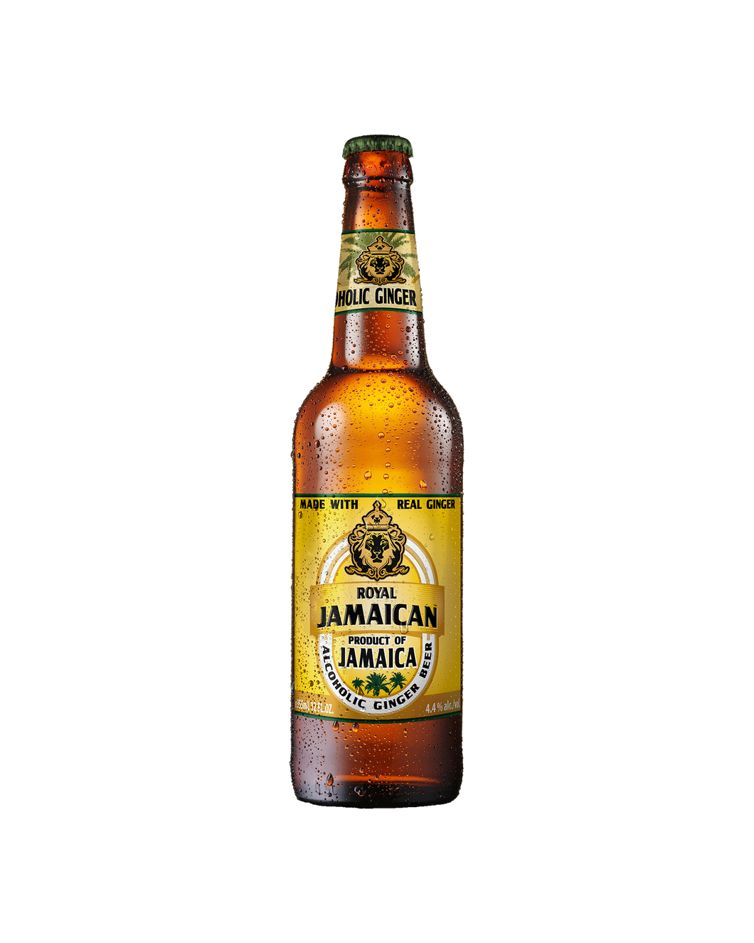 Royal Jamaican non alcoholic ginger beer