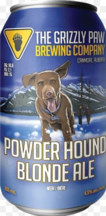 Grizzly Paw Powder Hound 6 cans