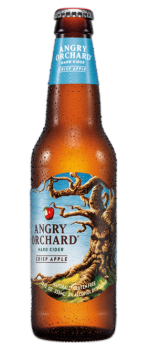 Angry Orchard Crisp Apple Cider 6 pack